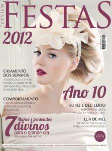 Revista Top Festas 2012