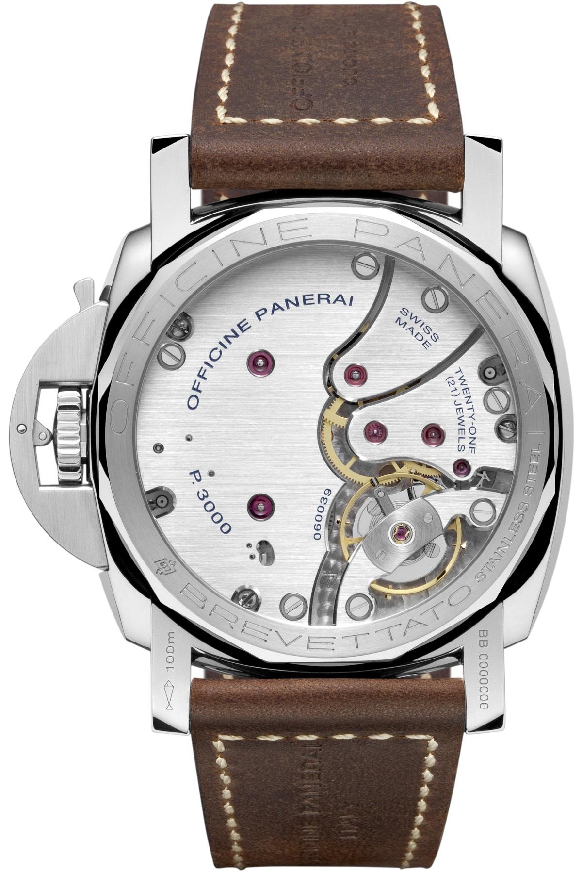 798943c51d3 Novo modelo de relógio Panerai homenageia Marinha Italiana - TOPVIEW