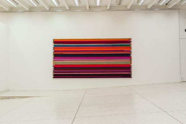 Exposição no MON, em cartaz até 12 de março, reúne mais de 100 obras do pintor. (Foto: Rafael Dabul)
