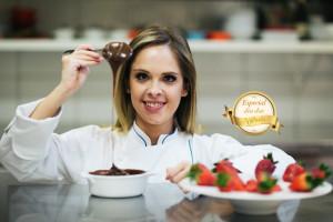 Além de ser responsável pelas sobremesas do Madero, Laysa é quem cuida da unidade de Miami.