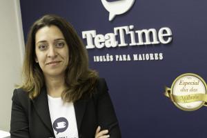 Formada em administração, Renata realizou o sonho de abrir o próprio negócio.