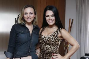 Dani Machado e Rosa Leal.