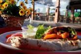 Entre as novas opções da Ca'dore Comida Descomplicada está o tempero argentino do Hermanos Kebab.