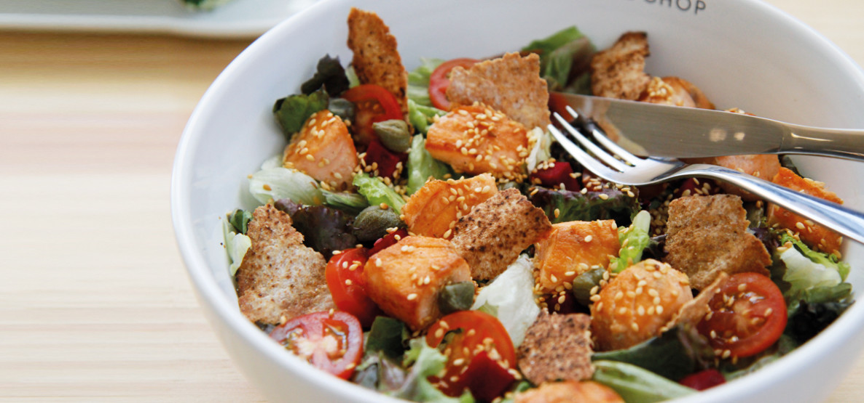 Tasty Salad Shop | Foto: Patricia Lion.