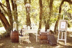 O Festival do Mini Wedding reúne nove expositores que vão apresentar as principais tendências para casamentos pequenos.