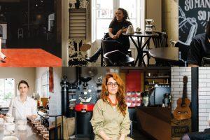 Conheça seis mulheres baristas que estão por trás do cenário de cafés especiais de Curitiba.