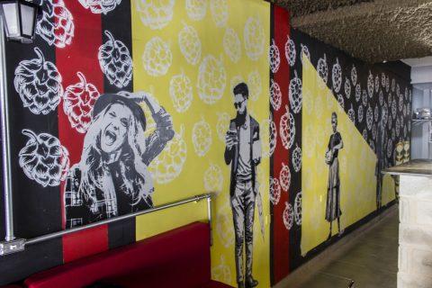 A arte do grafite é o tema do workshop realizado pelo Centro Europeu nesta sexta-feira e sábado (26 e 27/05).
