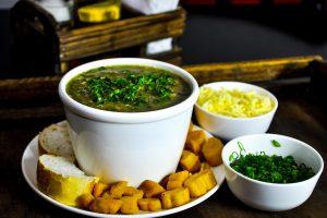 O Divina Béra traz quatro opções de sopas tradicionais que prometem agradar os clientes.