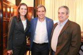Monica S. Ahres Milani, Marco Antonio Villa e Luiz Otavio de Leão.