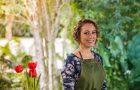Carol Costa chega a Curitiba com várias dicas de jardinagem e paisagismo | Foto: Luciana Festi.
