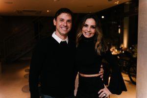 Oscar Dias Pimpão Junior e Fernanda Cavalcanti de Albuquerque Pimpão.