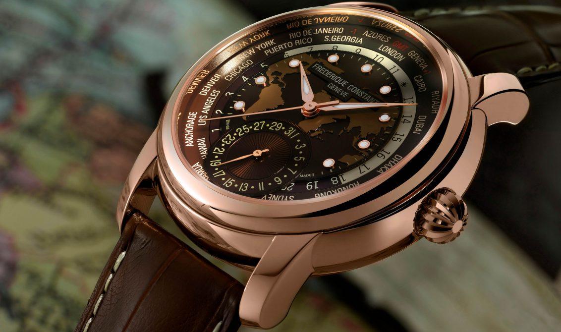 4f5ed299b97 A Frederique Constant é uma das três marcas de luxo de relógio que  desembarcam no Brasil