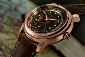 A Frederique Constant é uma das três marcas de luxo de relógio que desembarcam no Brasil.