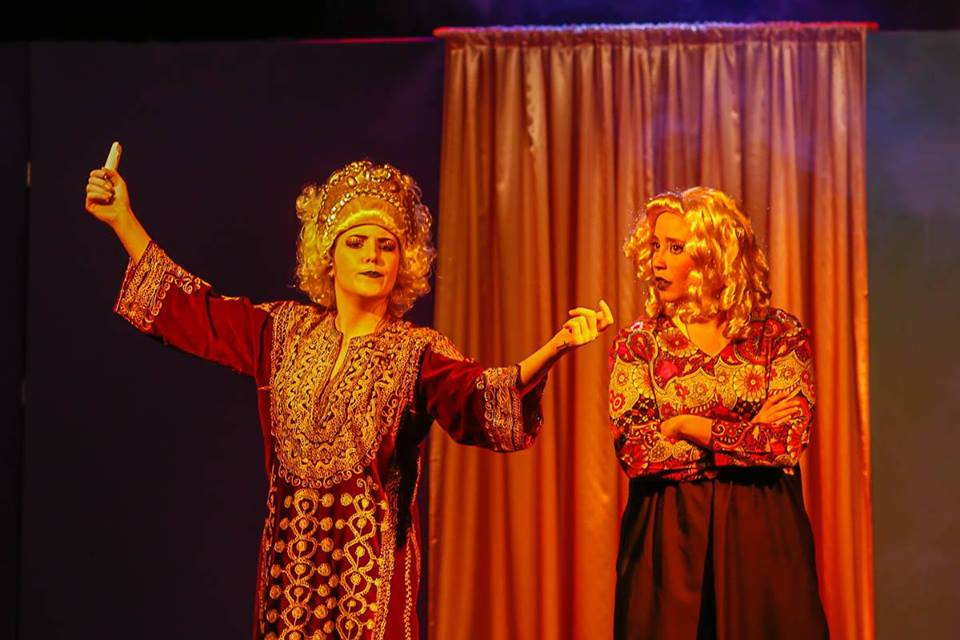 A programação para as crianças no final de semana fica por conta das duas apresentações inspiradas em Shakespeare.
