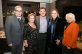 Charles London, Esther Proveller, Nilton Bonder, Liana Leão e Wanda Camargo.