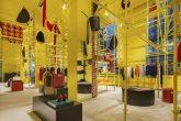 A flagship de CALVIN KLEIN em Nova York ganhou uma nova cara para comemorar a nova era da marca.