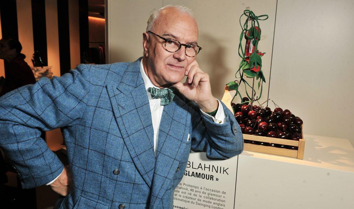 Manolo Blahnik é o novo nome do mundo da moda a ganhar seu próprio filme.