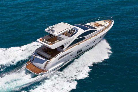 O Schaefer 800 é um dos mais modernos, tecnológicos e grandes destaques da Schaefer Yachts.
