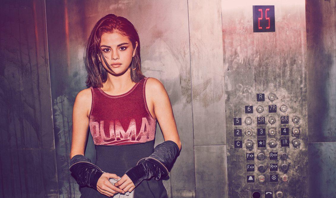 dc56e9a5872bb Selena Gomez não para! A estrela anunciou, em seu Instagram, uma nova  parceria