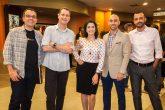 Fabiano Cruz da HouseCricket,Ezequiel Neves da Soluções IBM eZeh Henrique Rodrigues da Brainbox Branding
