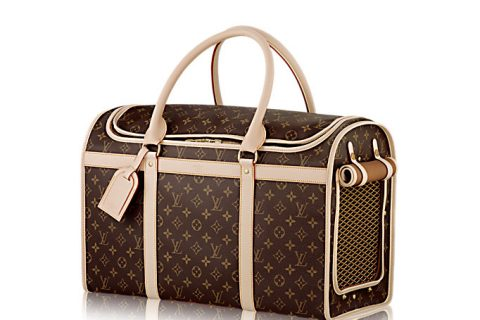 Dog Carrier. LOUIS VUITTON. R$ 2.940. us.louisvuitton.com