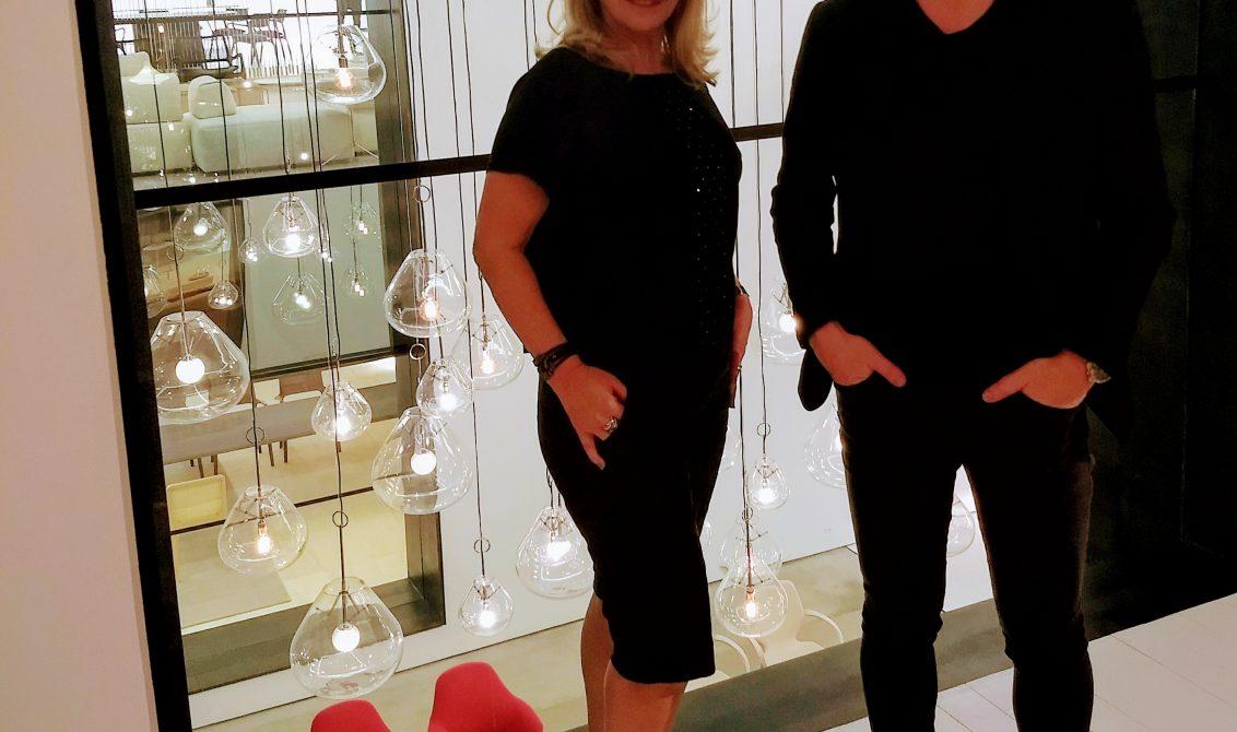 Sonia Elias conheceu em primeira mão a coleção de Jader Almeida para Sollos
