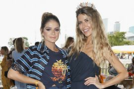 thassia naves no clicquot em miami