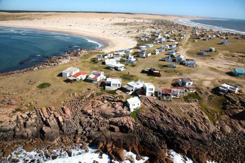 4 destinos no uruguai Cabo Polonio
