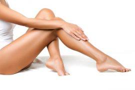 Anti-Aging para as pernas