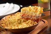 O almoço do Bobardí ganhou novos sabores, todos os pratos foram idealizados pelo chef Dyogo Prado.