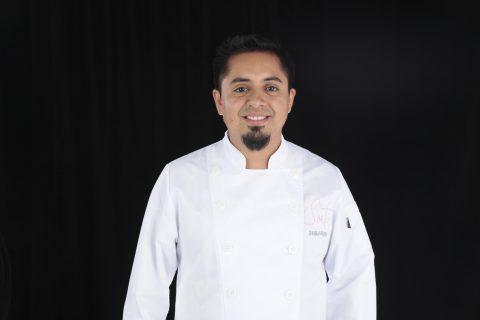 O chef Pablo Pavón, que se formou no tradicional Le Cordon Bleu e atuou no espanhol El Bulli, de Ferran Adrià. (Foto: Divulgação)