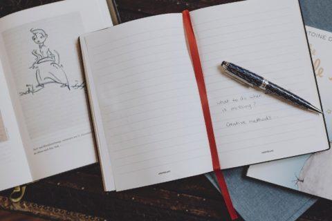 Montblanc Pequeno Príncipe Caderneta e caneta da coleção Montblanc Pequeno Príncipe (Foto: Divulgação)