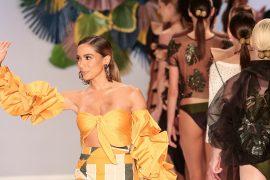 #SPFWN45: ÁGUA DE COCO aposta na alta brasilidade (feat. Anitta)