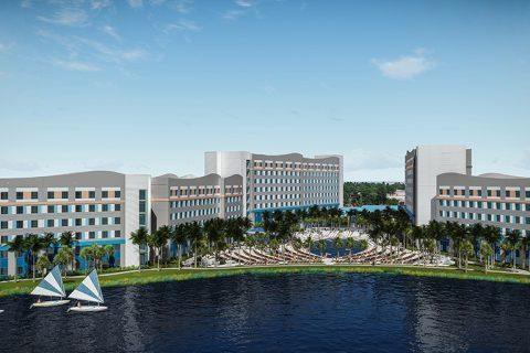 Hotéis da Universal Orlando