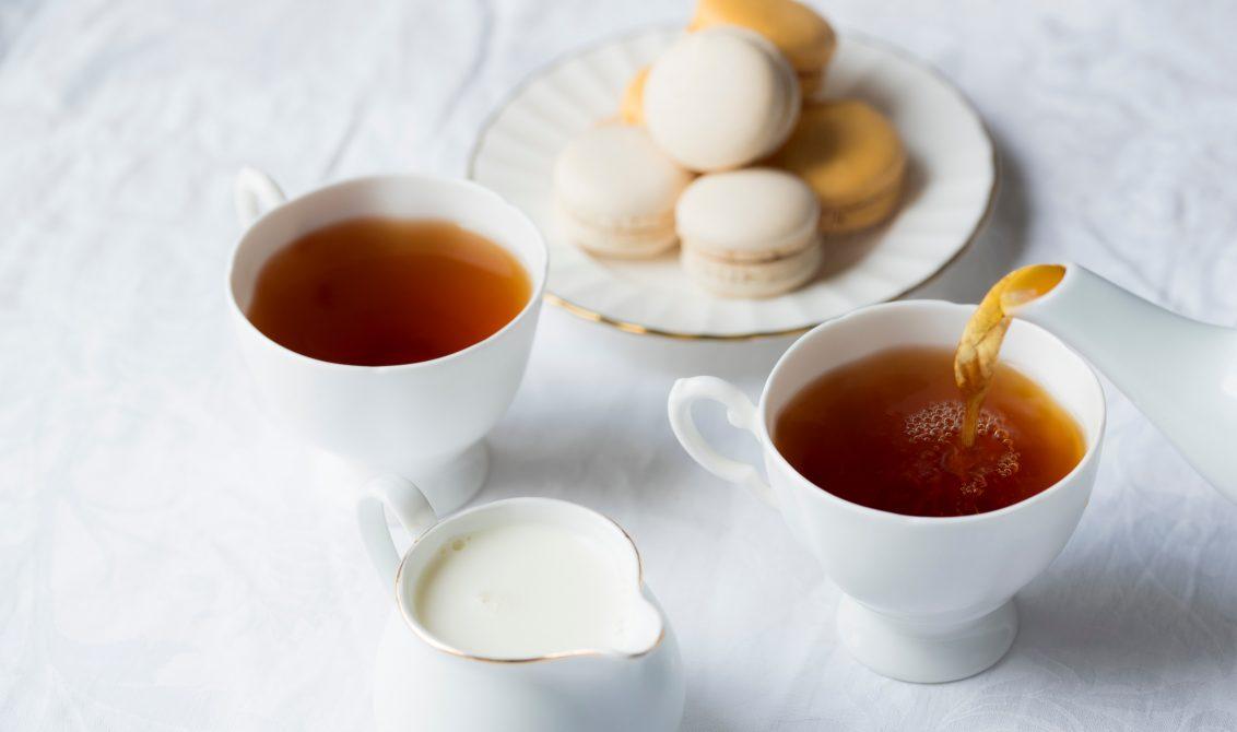 Dicas para o chá das 17h em casa