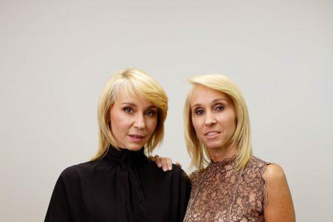 Rafaela Kaesemodel e Sabrina Muggiati