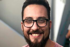 Luiz Hamilton Ribas, co-fundador da ASID: hoje, a organização já tem uma equipe de quase 30 pessoas e é — contra todas as circunstâncias — sustentável. (Foto: Reprodução/FB)