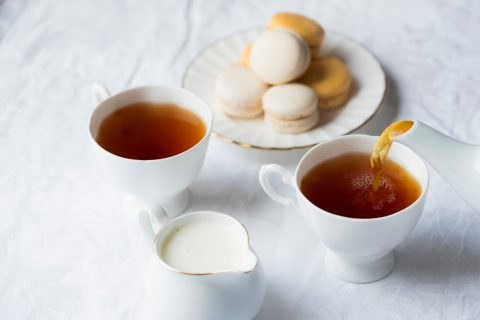 como preparar o chá perfeito