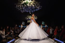 desfile de vestidos de noiva daPawlick