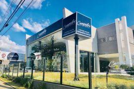 inauguração da nova sede da Campestre Flores & Decor