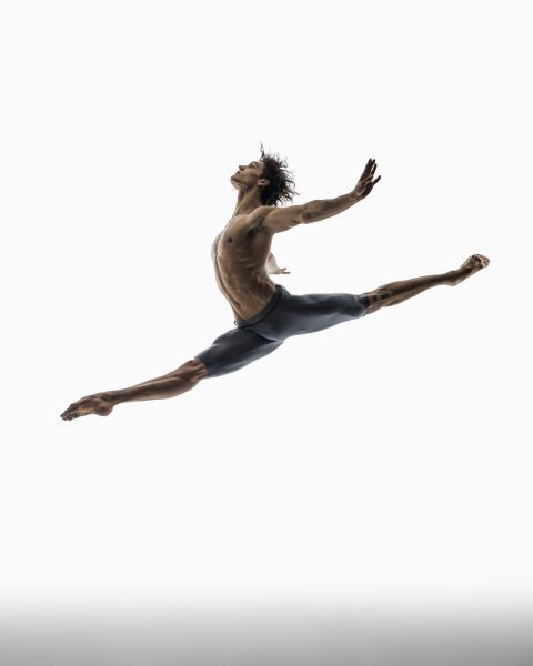 bailarino Daniel Camargo