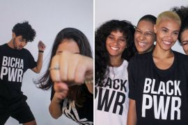 Marcas de camisetas que vestem causas T-Shirt Factory Your Pwr