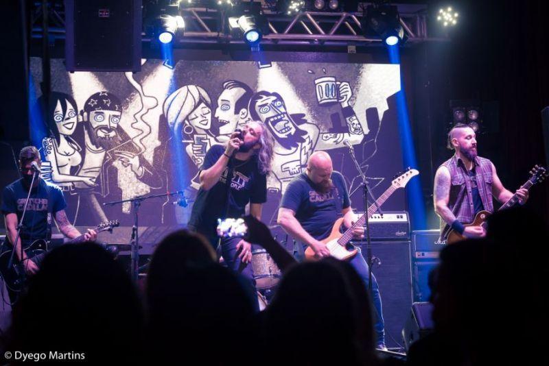 Dia Mundial do Rock no Hard Rock Café