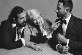 Parceria histórica! Vivienne Westwood e Burberry se juntam em coleção - Riccardo Tisci, Vivienne Westwood e Andreas Kronthaler