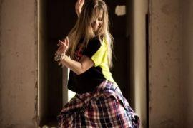 aula de dança da Renata Arlant