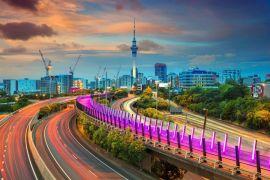 Canadá e U.S. saturou Veja 5 destinos para um intercâmbio diferente Auckland