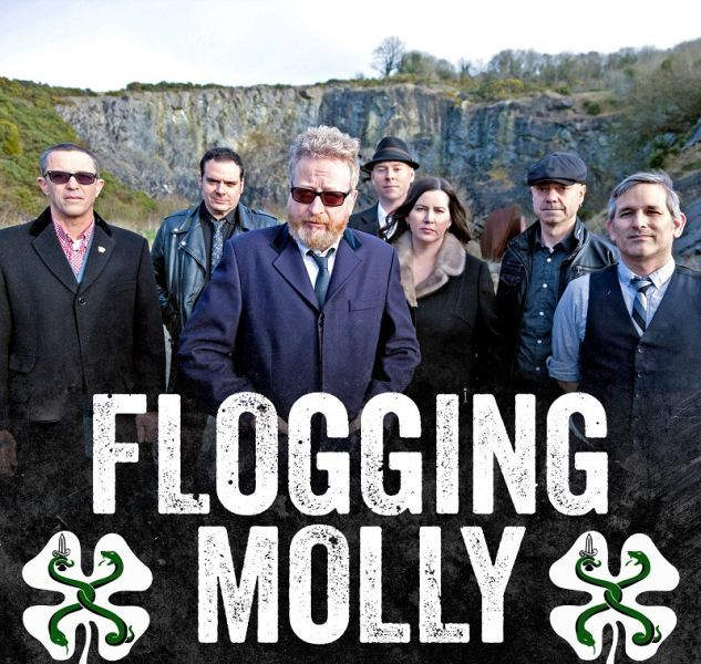 Flogging Molly em Curitiba