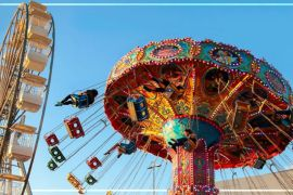 O ParkShopingBarigüi inaugura neste fim de semana o PKB Fun Park, o mais novo parque de diversões da cidade.