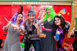 Rockids no Shopping Estação
