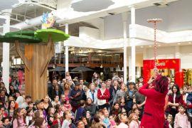 espetáculos infantis para curtir em Curitiba